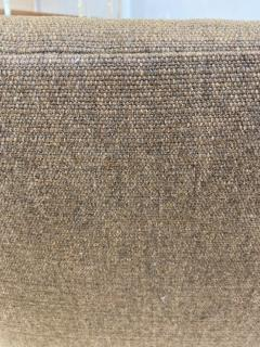 Arne Wahl Iversen Wool Sofa with Curved Back by Arne Wahl Iversen - 1458741