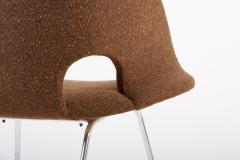 Arno Votteler Model 350 Lounge Chair by Arno Votteler for Walter Knoll Germany 1950s - 2077173