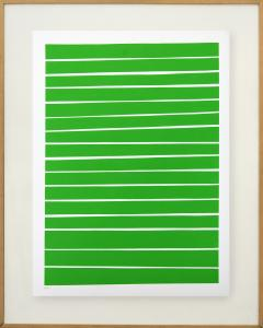 Aron Hill 16 Light Green Lines - 1216116