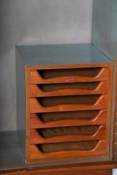 Arredamenti Borsani Varedo wardrobe ARREDAMENTI BORSANI FOR ABV ARREDAMENTI 1950 - 882366