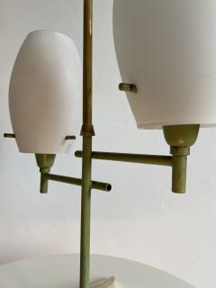 Arredoluce Style Double Orb Table Lamp - 2105412