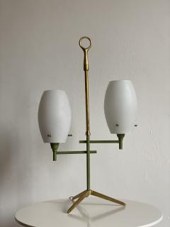 Arredoluce Style Double Orb Table Lamp - 2105414