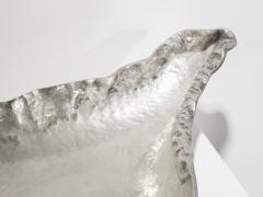 Arrigo Finzi Shell shaped plate in silver and gemstone Arrigo Finzi circa 1950 - 955714