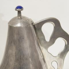 Arrigo Finzi Tea Pot in silver by Arrigo Finzi circa 1950 - 955706