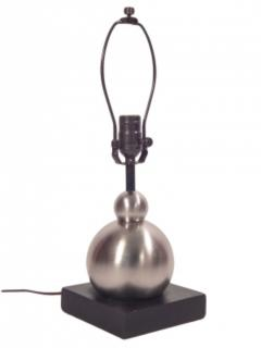 Art Deco Ball Lamps - 1704569