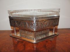 Art Deco Classical Silver Centerpiece - 299417