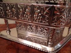 Art Deco Classical Silver Centerpiece - 299418