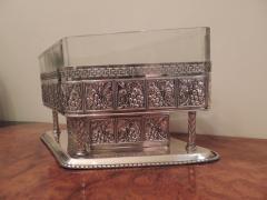 Art Deco Classical Silver Centerpiece - 299420