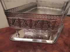 Art Deco Classical Silver Centerpiece - 299421