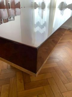 Art Deco Dining Room Table Walnut Roots Southern France circa 1930 - 1488059