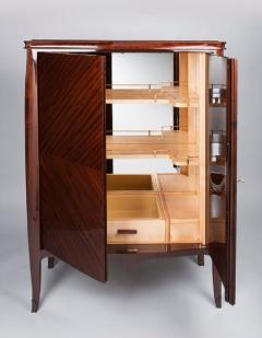 Art Deco Dry Bar Cabinet - 479165