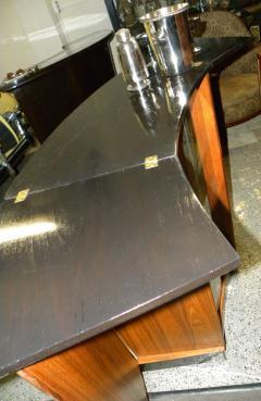 Art Deco English Envelope or Flip top Yacht Bar  - 116386