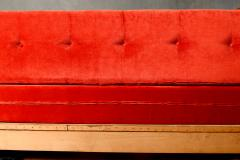Art Deco Haagse School Cosy Corner or Sofa by Jan Brunott circa 1920 - 664272