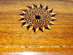 Art Deco Humidor with Intricate Inlay - 319270