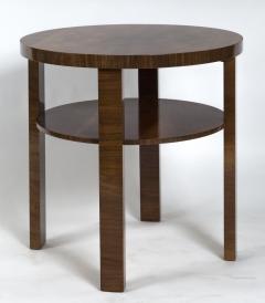Art Deco Italian Two Tier Side Table - 1474692