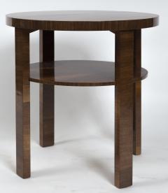 Art Deco Italian Two Tier Side Table - 1474752