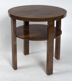 Art Deco Italian Two Tier Side Table - 1474753