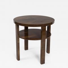 Art Deco Italian Two Tier Side Table - 1476113