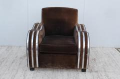 Art Deco Large Club Chairs - 1754869