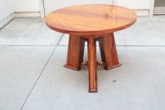 Art Deco Low Side Table - 2004789