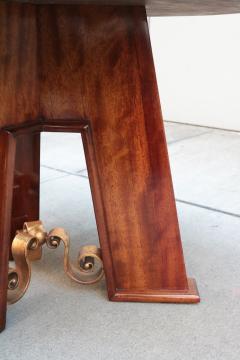 Art Deco Low Side Table - 2004792