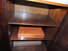 Art Deco Macassar and Pergamino Bar or Buffet Cabinet - 1387134