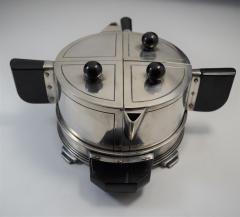 Art Deco Modern Avant Garde Tea Set by Wilcox Jean Theobald Virginia Hamill - 1154863