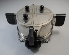 Art Deco Modern Avant Garde Tea Set by Wilcox Jean Theobald Virginia Hamill - 1154864