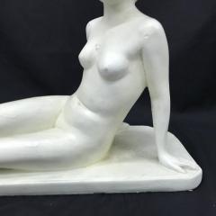 Art Deco Nude Woman Sculpture Italy circa 1930 - 712395