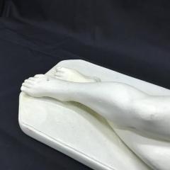 Art Deco Nude Woman Sculpture Italy circa 1930 - 712396