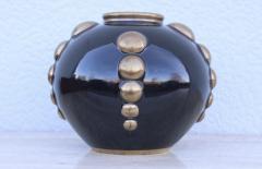 Art Deco Odyv France Porcelain Vase - 1828173