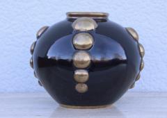Art Deco Odyv France Porcelain Vase - 1828174
