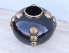 Art Deco Odyv France Porcelain Vase - 1828177