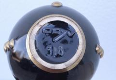 Art Deco Odyv France Porcelain Vase - 1828179