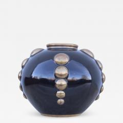 Art Deco Odyv France Porcelain Vase - 1829417