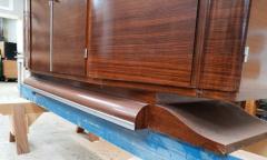 Art Deco Rosewood Buffet Mid 20th Century - 1262160