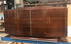 Art Deco Rosewood Buffet Mid 20th Century - 1262161
