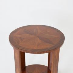 Art Deco Round Side Table - 2005117