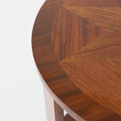Art Deco Round Side Table - 2005120