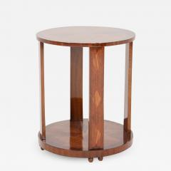 Art Deco Round Side Table - 2010102