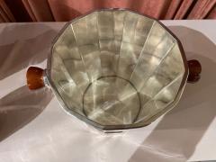 Art Deco Silver Champagne Bucket with Bakelite Handles - 1806998
