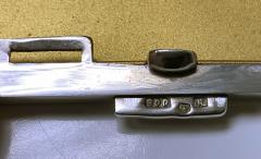 Art Deco Silver cigarette or card case Austria circa 1930  - 1718465