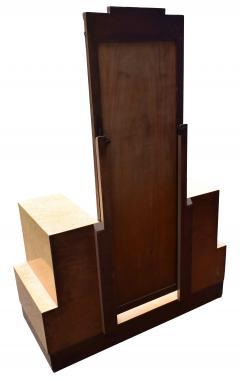 Art Deco Skyscraper Dressing Table in White Maple - 1028155