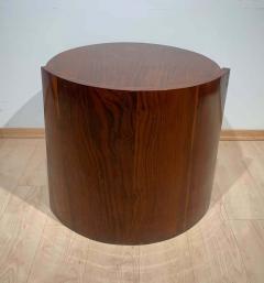 Art Deco Sofa or Side Table Walnut Veneer French Polish France circa 1930 - 2119034