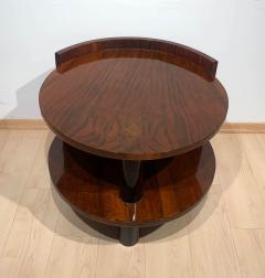 Art Deco Sofa or Side Table Walnut Veneer French Polish France circa 1930 - 2119038