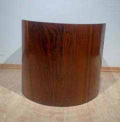 Art Deco Sofa or Side Table Walnut Veneer French Polish France circa 1930 - 2119039