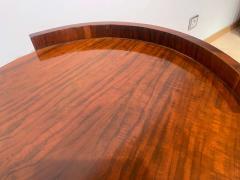 Art Deco Sofa or Side Table Walnut Veneer French Polish France circa 1930 - 2119042