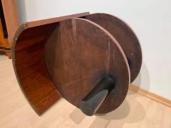 Art Deco Sofa or Side Table Walnut Veneer French Polish France circa 1930 - 2119045