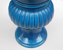 Art Deco Tall Ceramic Vase - 247225