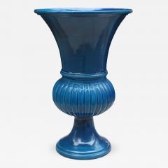 Art Deco Tall Ceramic Vase - 247300